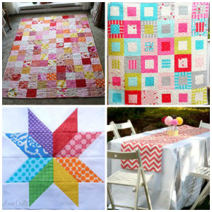 13 New Free Quilt Patterns + 8 Easy Quilt Patterns | AllFreeSewing.com : patchwork quilt designs for beginners - Adamdwight.com