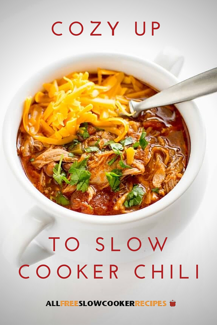 Easy Slow Cooker Chili Recipes