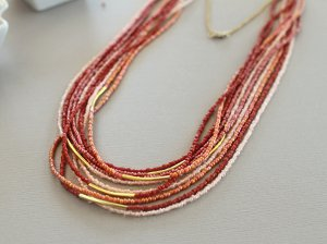 Favorite Seed Bead Necklace