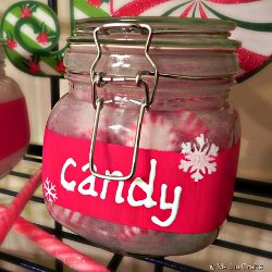 Snarky Christmas Canisters  Christmas Gifts to Make