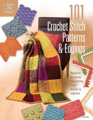 101 Crochet Stitch Patterns and Edgings