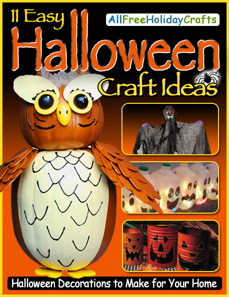 halloween party craft ideas quot 11 easy craft ideas decorations to 4619