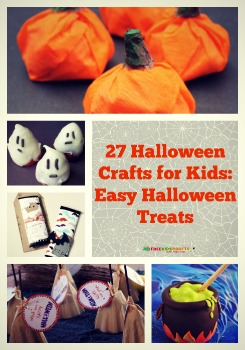Kids Can Never Get Enough Of Yummy Halloween Treats 16 Crafts For Easy Has Even More Delicious Treat Ideas Your Little