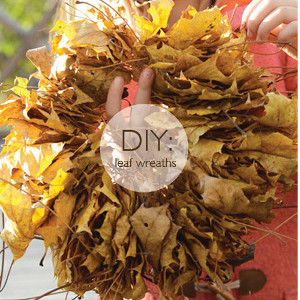 Easiest Autumn Wreath