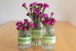 DIY Vases for Mother's Day