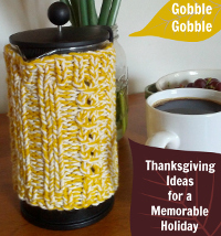 Gobble Gobble: 30 Thanksgiving Ideas for a Memorable Holiday