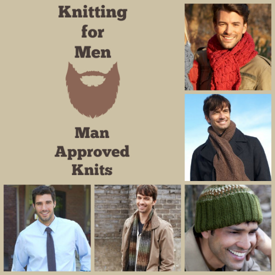 Knitting for Men: 50 Man Approved Knits