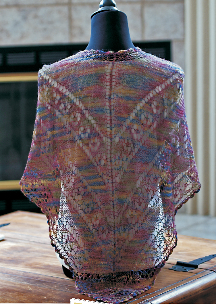 The best of the midwest stitches fashion show 7 new inspiring free shawl patterns bankloansurffo Image collections