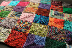 Knitted Patchwork Recipe