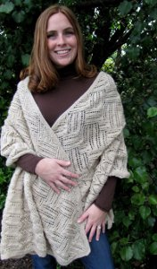 Country Cottage Shawl