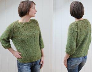 Stitch Knitted Sweater Together : Knitting Stitch Patterns in Stockinette Stitch: 17 Freebies AllFreeKnitting...
