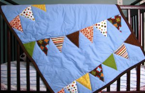 Make a Baby Quilt | AllFreeSewing.com : how to sew a baby quilt - Adamdwight.com