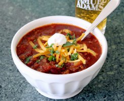 Jimmy Fallon's Chili Recipe