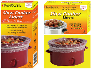 Pan Saver Slow Cooker Liners