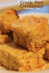 Simple Cornbread Recipe for Slow Cooker