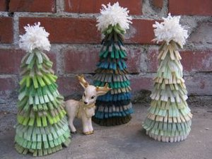 How to Make Christmas Trees