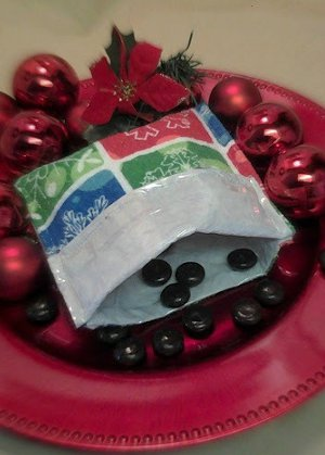 Reusable Christmas Bags