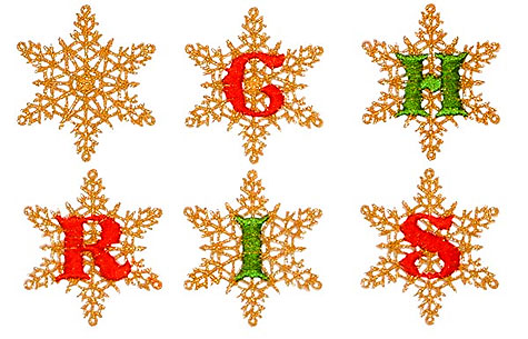 Snowflake Ornament Large