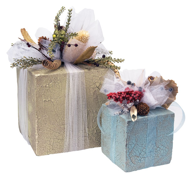 Gift Packages with Crackle