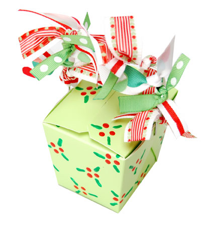 Holly Berry GIft Box