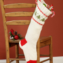 Classic Knit Stocking