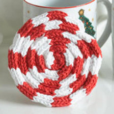 Peppermint Coaster