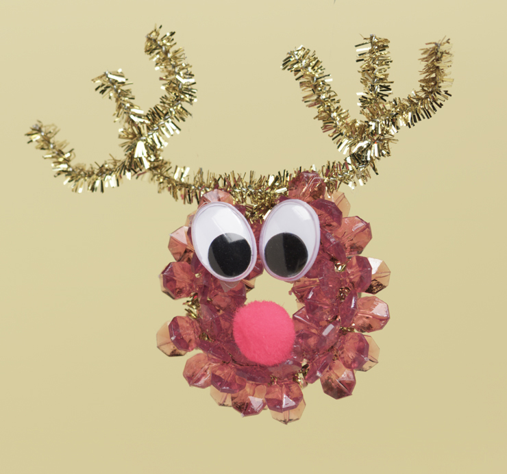 11 Easy Homemade Christmas Ornaments For Kids