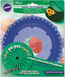 Clover Quick Yo-Yo Maker