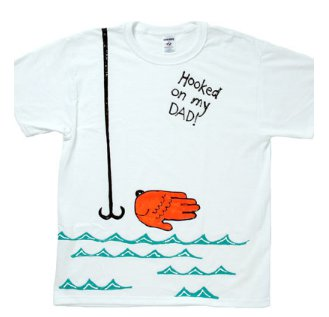 Father's Day Fishing T Shirt