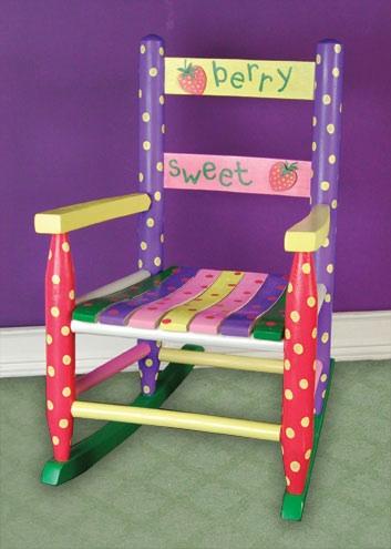 Colorful Kids Furniture