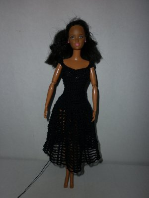 Barbie's Little Black Dress