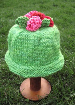 Blooming Spring Hat