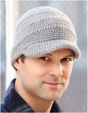 Brim Hat for Him