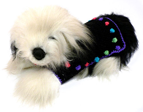 Crochet Bobble Dog Cat