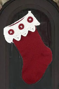 Crochet Christmas Stockings: 8 Free Patterns + More Christmas Crochet Patterns