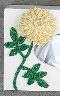 Crochet Chrysanthemum