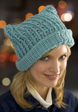 Crochet Hat 5Mm Hook