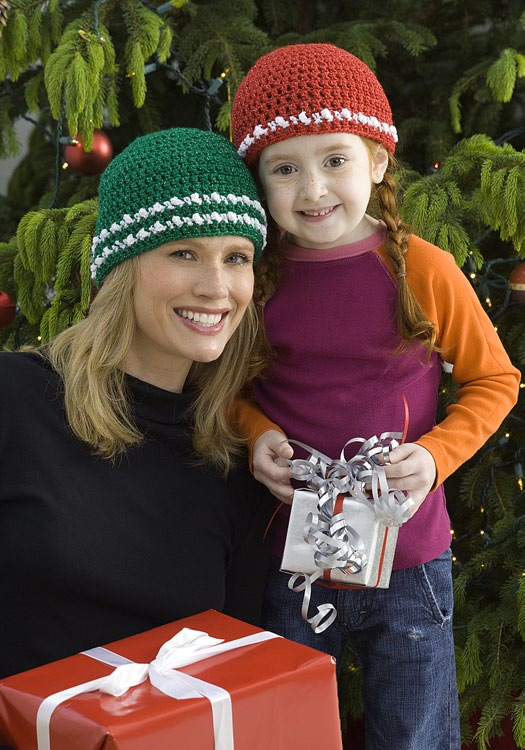 Crochet Holiday Hats