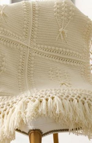 aran throw
