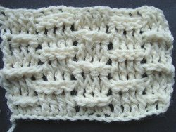 Basketweave Stitch