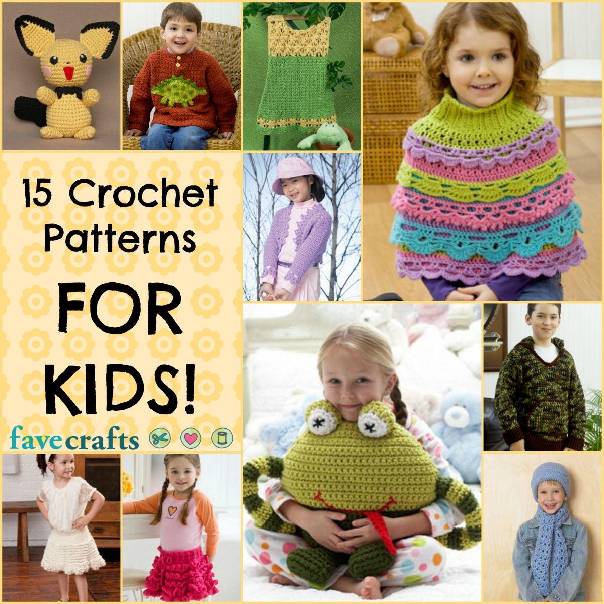 Crochet for kids 15 free crochet patterns favecrafts crochet for kids 15 free crochet patterns bankloansurffo Gallery