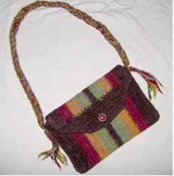 Cute Felted Purse