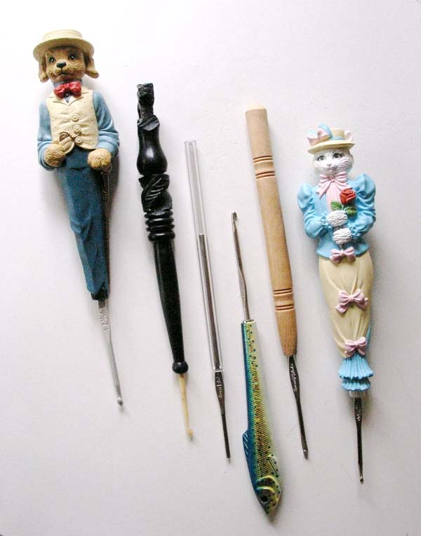 Crochet Hook Covers 2