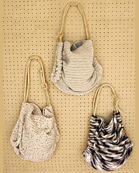 Free Crochet Tote Bag Pattern