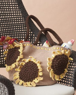 sunflower bag