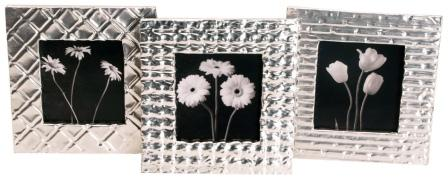 embossed metal frames - Metal Photo Frames