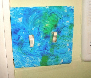 Kid Painting Light Cover 2