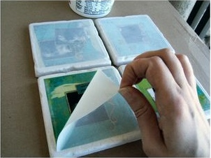 Personalized Photo Coasters