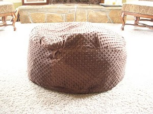 Swanky Slip Cover For Bean Bag Chairs