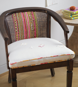 Woven Chair Back